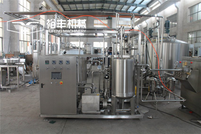 Concentrate Juice Drink Production Line