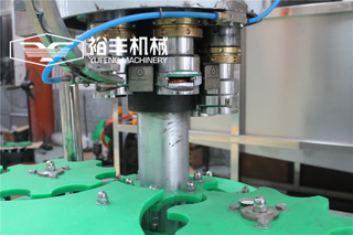 6 Head Crown Cap Capping Machine
