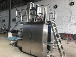 Juice and Milk Tetrapack Filling Machine