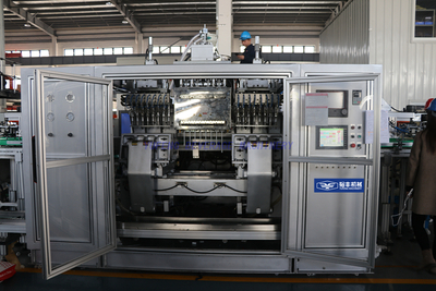 PP PE Bottle Blow Molding Extrusion Machine