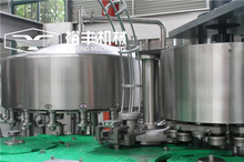 Juice canning machine