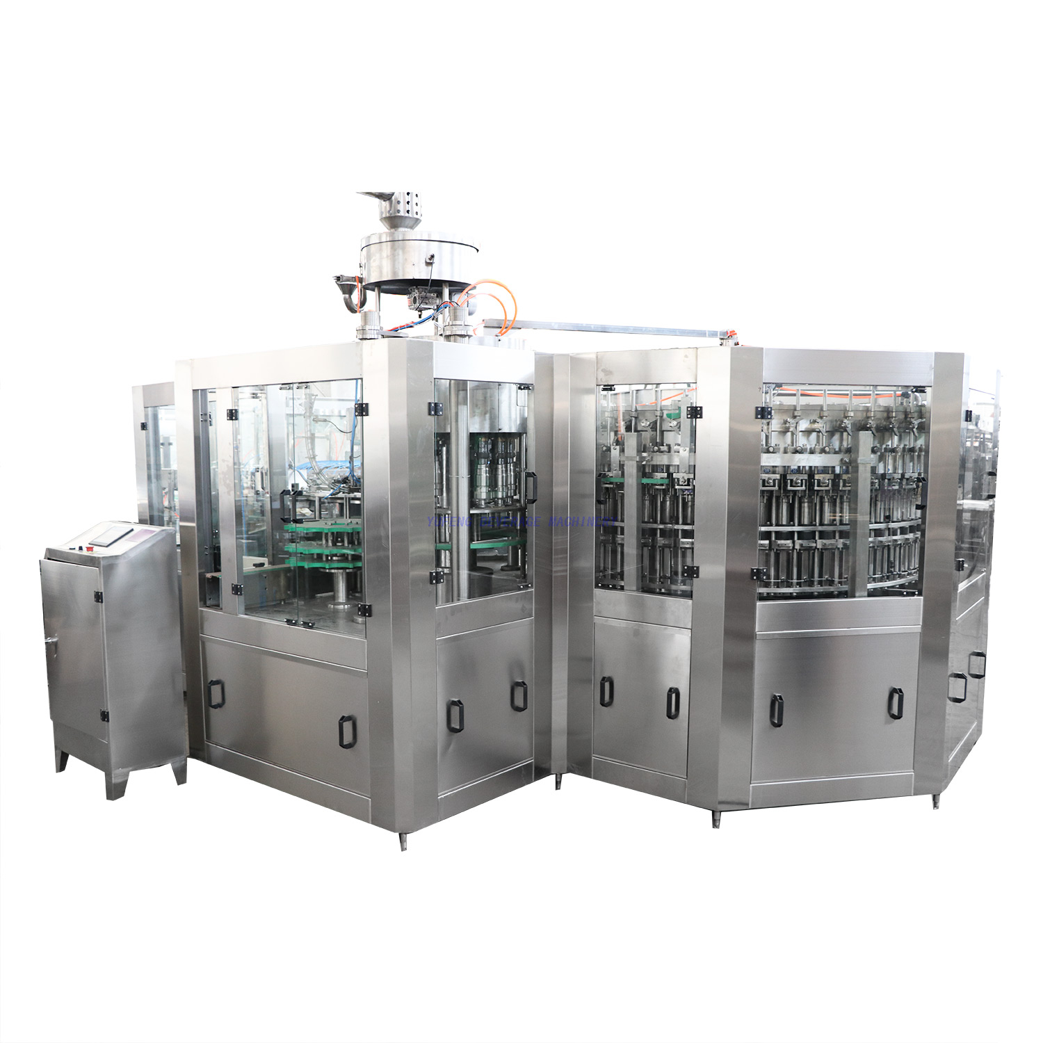 20000BPH Cabornated drink Bottle Filling Machine