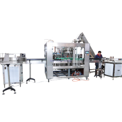 1000BPH Beer Bottle Filling Machine