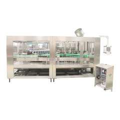 25000BPH Bottle Juice Filling Machine
