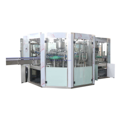 15000BPH Bottle Juice Filling Machine